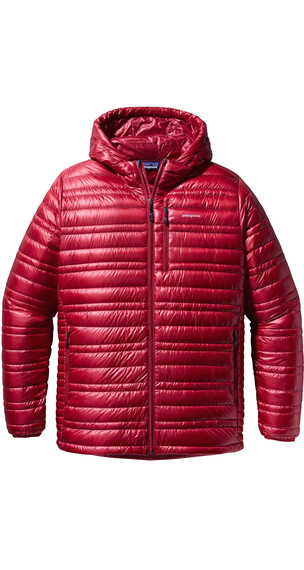 Patagonia M's Ultralight Down Hoody Classic Red